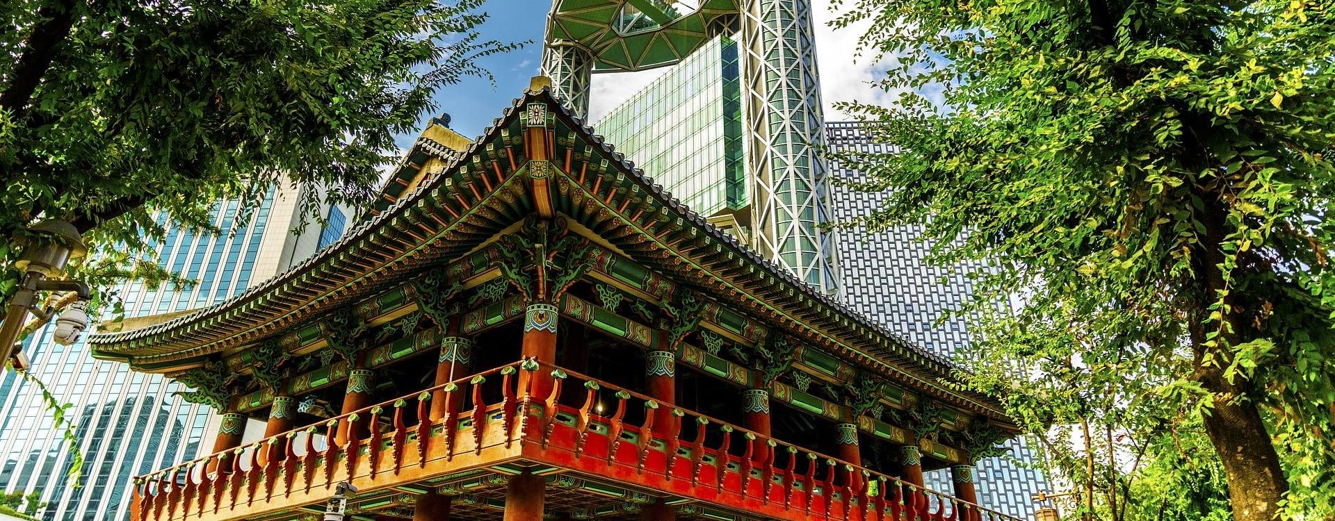 Seoul Zuid Korea