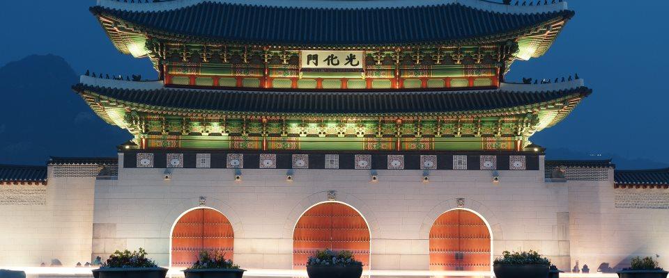 Gyeongbok paleis in Seoul