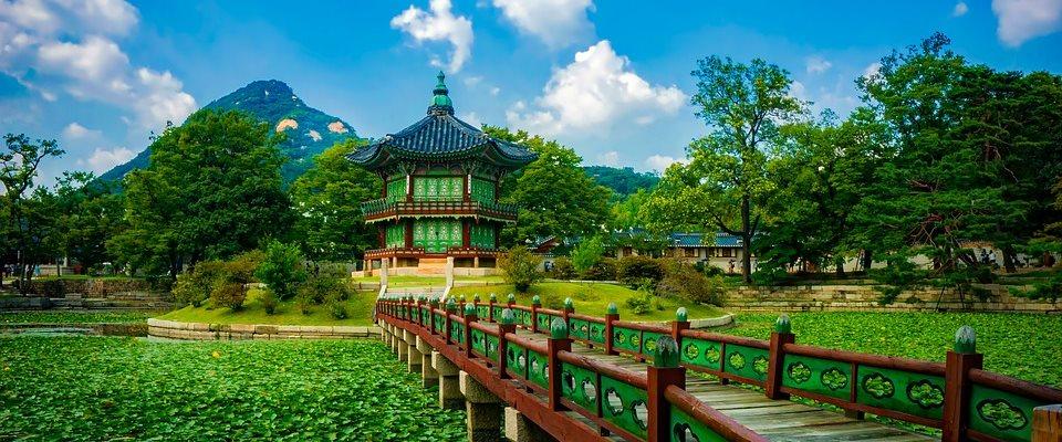 Gyeongbokgung paleis is 1 van de meest populaire bezienswaardigheden in Seoul
