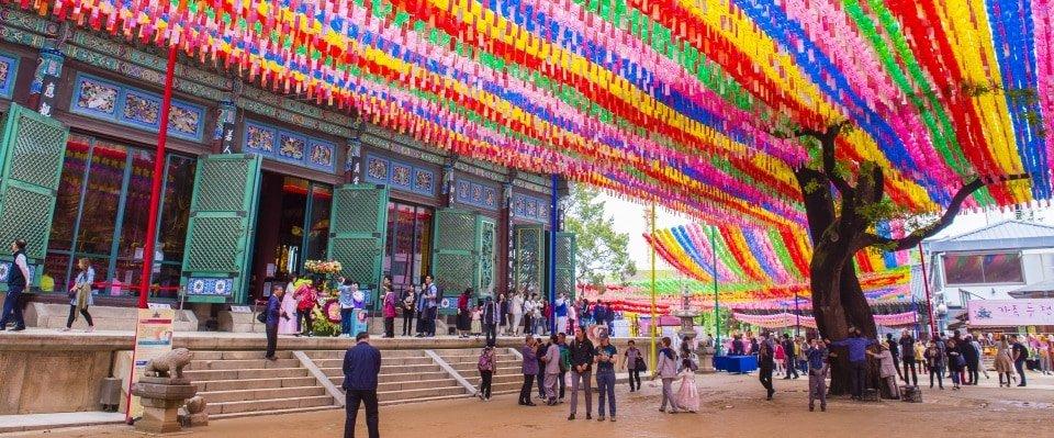 jogyesa tempel