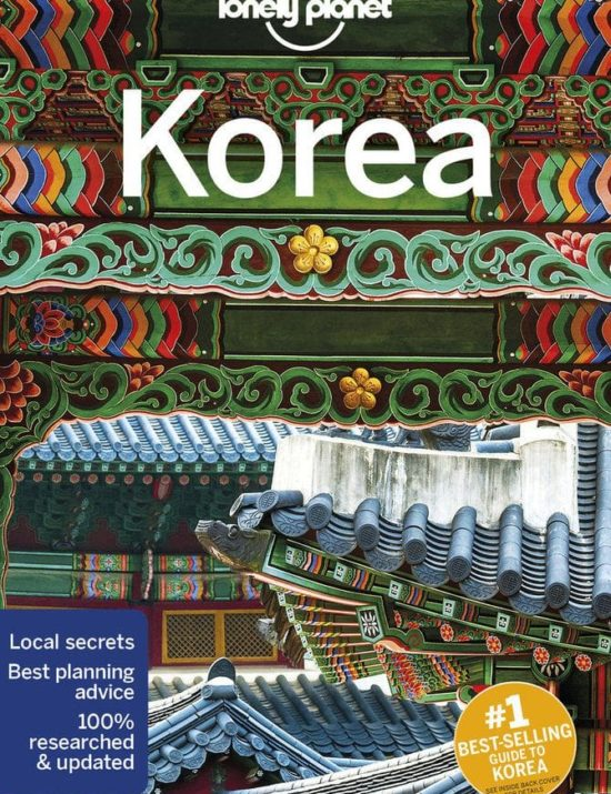 Lonely Planet Zuid Korea