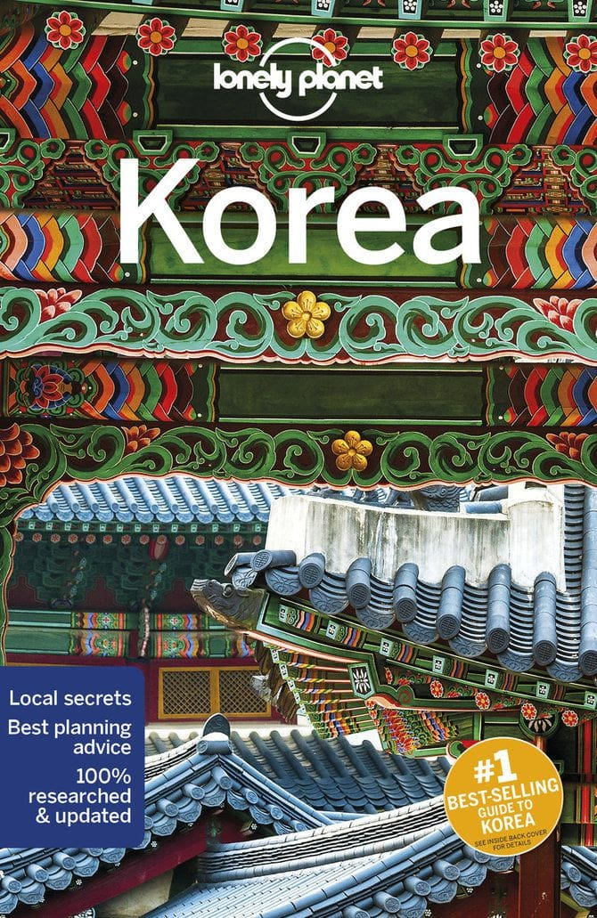 Lonely Planet Zuid Korea